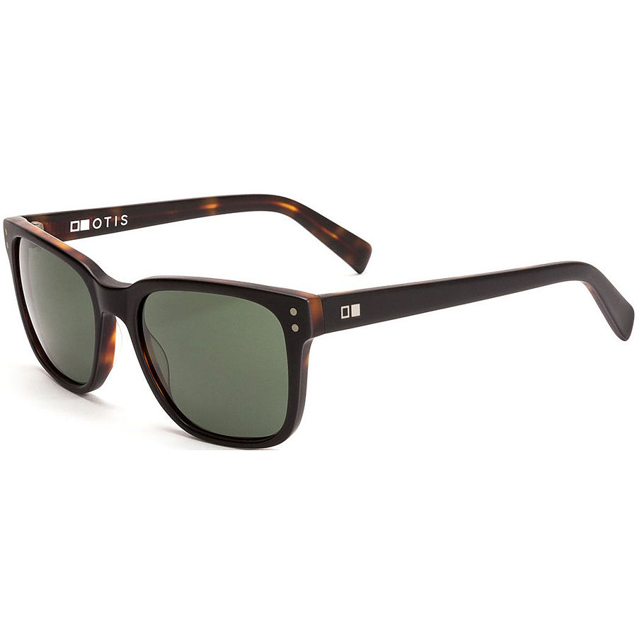 Otis Test of Time Matte Black Tort Sunglasses