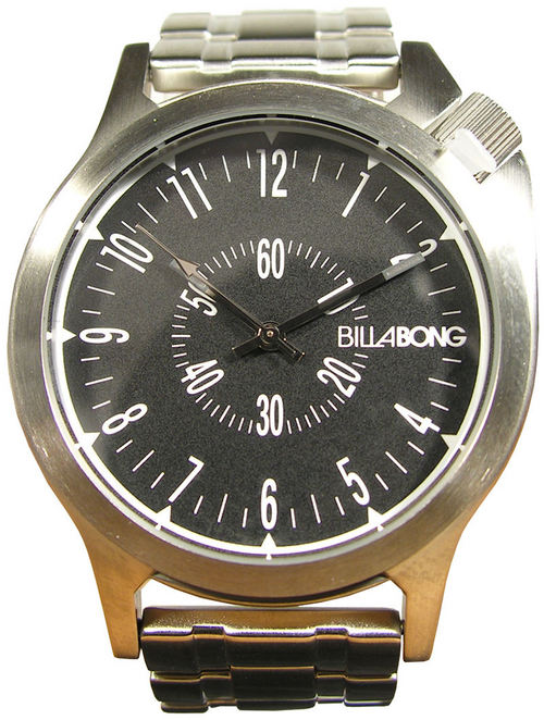 Billabong The Cardinal Black Mens Watch (On Special Was $189.99)