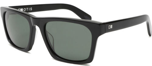 Otis Dive Bar Gloss Black Sunglasses