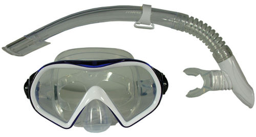 Surf Sail Australia Nova Silicone Mask and Snorkel Set