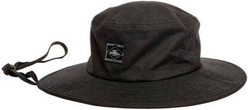 Oneill Snapper Black Surf Hat - - - Surf Caps and Helmets 4bd4a2ee0e76