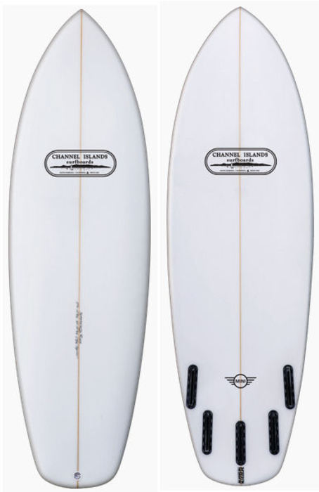 Channel Islands Mini Surfboard