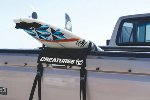 Creatures of Leisure Tail Gate Pad And Tie Down - Image 1