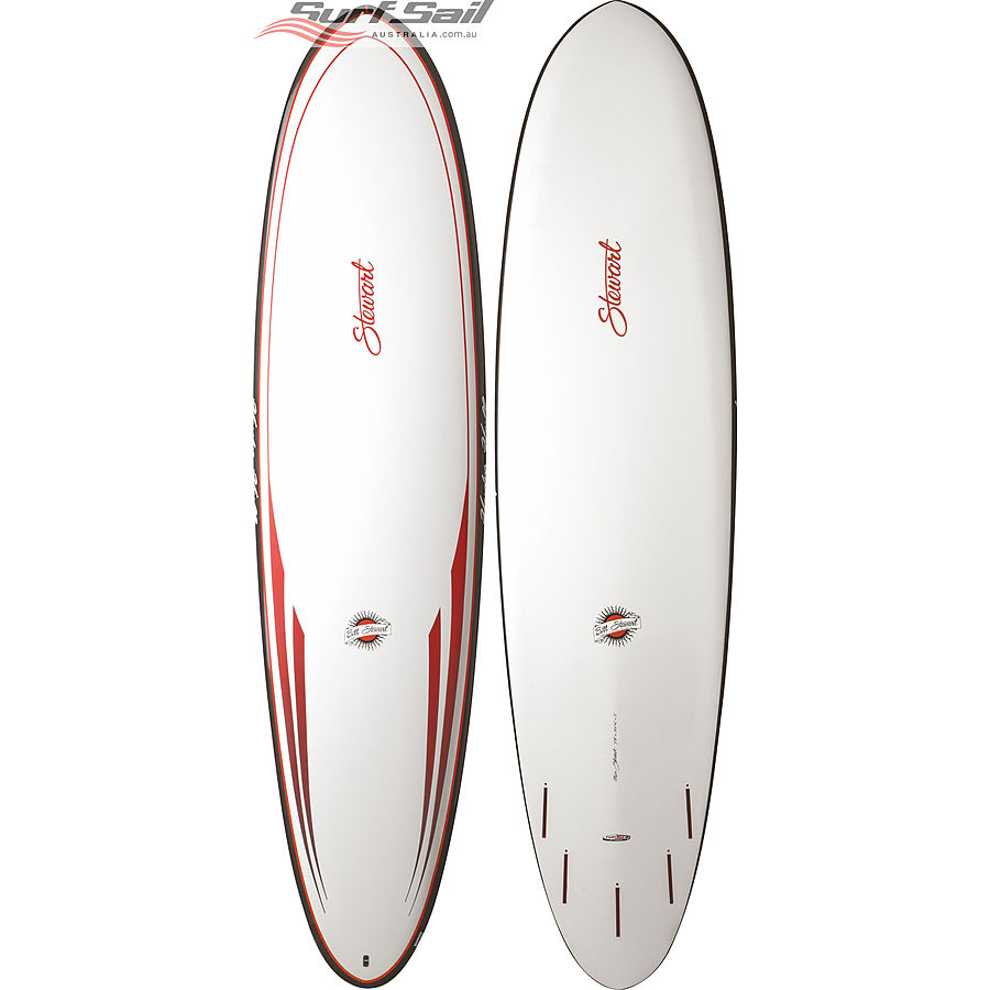 Stewart Hydro Hull Fun Tuflite Carbon 7 ft 8 inches