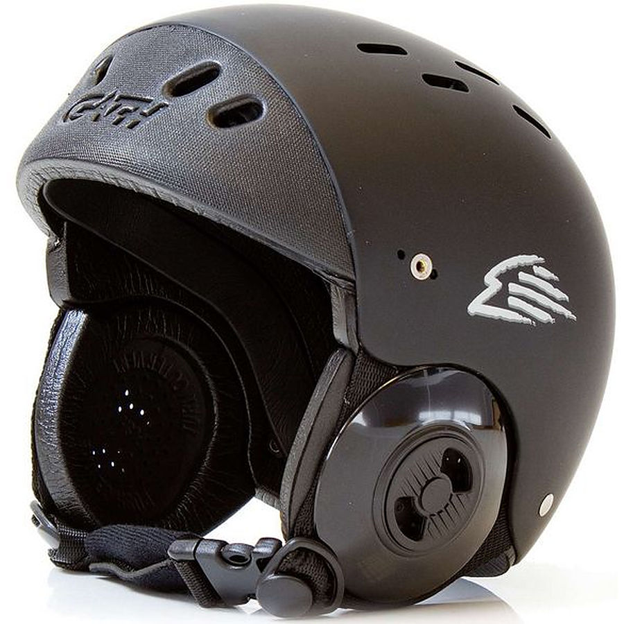 Gath Surf Convertable Black Helmet