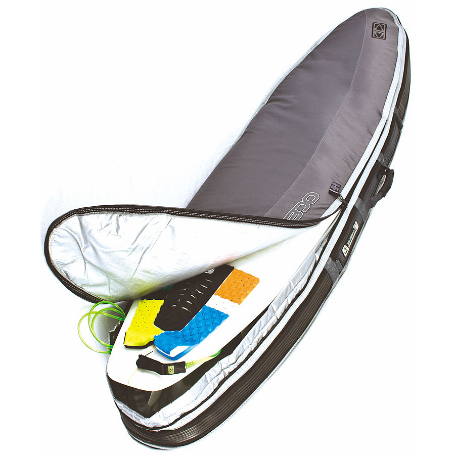 Ocean and Earth Double Compact Shortboard Cover