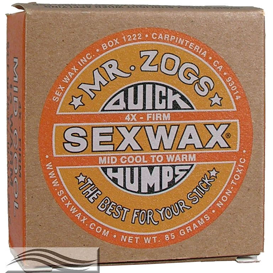 Mr Zogs Sex Wax Original Cool