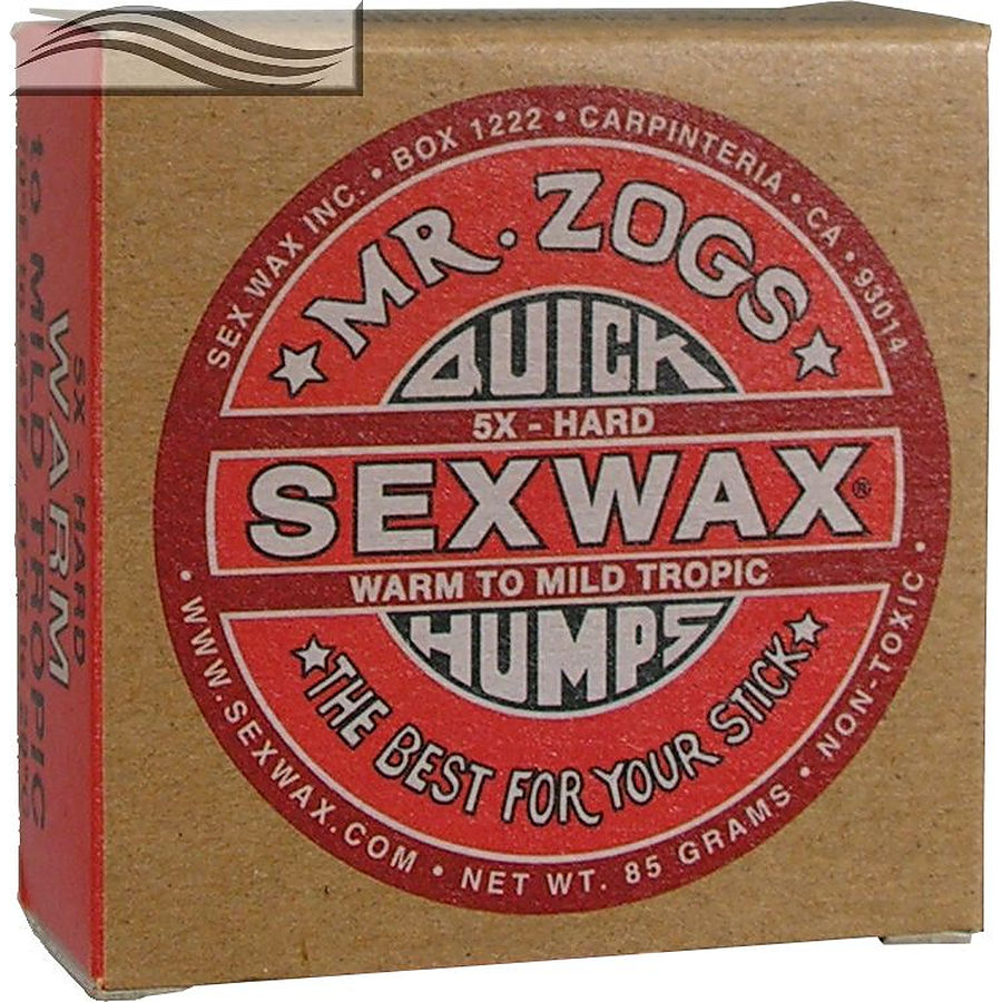 Mr Zogs Sex Wax Original Warm - Image 1