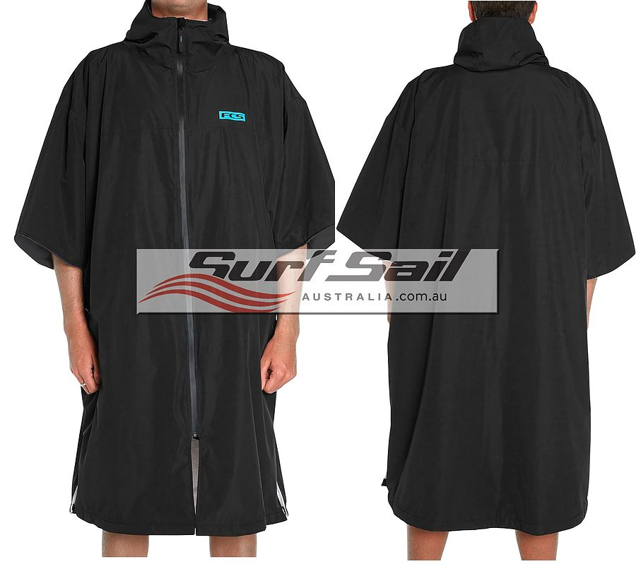 FCS Shelter All Weather Black Poncho