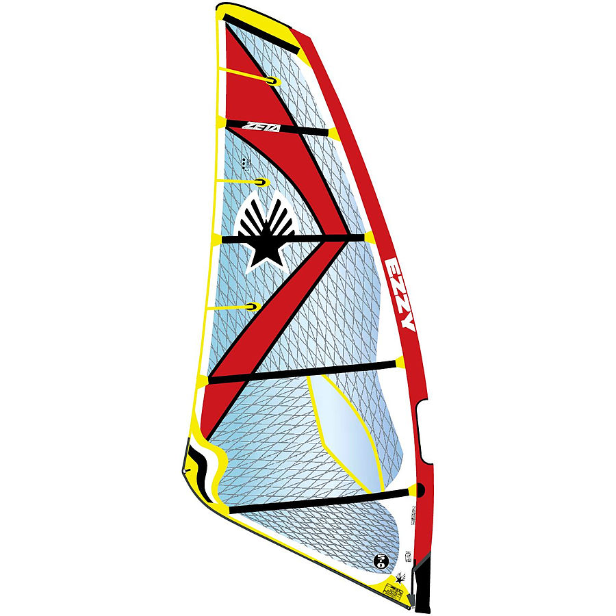 Ezzy Zeta 5 Batten Red1 - Image 1