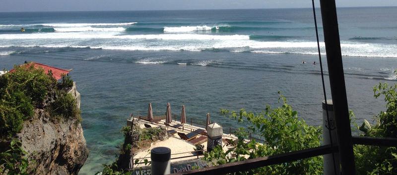 Photograph of Uluwatu Dreaming