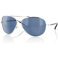 more on Carve Eyewear Top Dog Silver Polarised Sunglasses