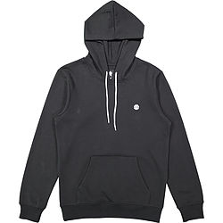 more on Element Cornell Mens Flint Black Hoodie