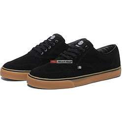 more on Element Topaz C3 Black Gum Mens Shoes