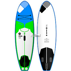 more on Quatro Inflatable SUP Glide Air