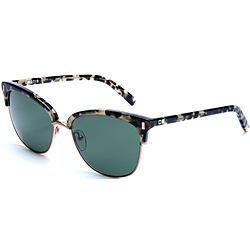 more on Otis Little Lies Black Tort Grey Glass Sunglasses