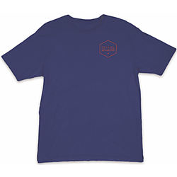 more on Channel Islands Mens The Hex SS Tee Navy