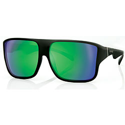 more on Carve Eyewear Barracuda Gloss Black Polarised Iridium Sunglasses