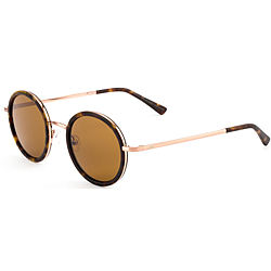 more on Otis Winston Matte Dark Tort Brown Sunglasses