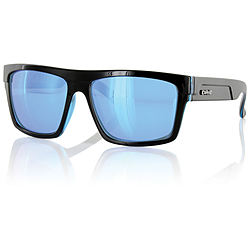 more on Carve Eyewear Volley Black And Clear Blue Revo Polarised Sunglasses
