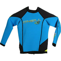 more on Oneill Youth HyperFreak L/S Crew 1.5mm Blue/Yellow