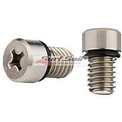 more on Surf Sail Australia Chromed Brass Vent Screw
