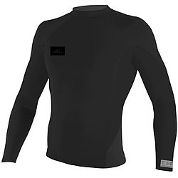 more on Oneill Superfreak Mens 1.0mm LS Crew Stealth Black