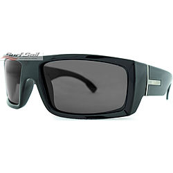 more on Venture Eyewear Twenty 4 Seven Gloss Black Smoke Polarised Sunglasses