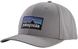 more on Patagonia Logo Roger That Cap Drifter Grey