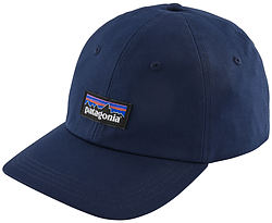 more on Patagonia P-6 Label Trad Mens Cap Navy