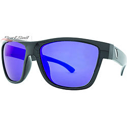 more on Venture Eyewear Escape Gloss Black Blue Revo Polarised Floating Sunglasses
