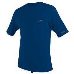 more on Oneill Mens Skins S S Rash Tee Deep Sea