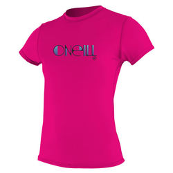 more on Oneill Skins Short Sleeved Ladies RashTee Watermelon