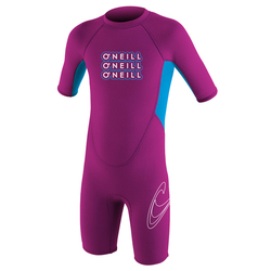 more on Oneill Toddler 2 mm Reactor Spring Punk Pink Tahiti
