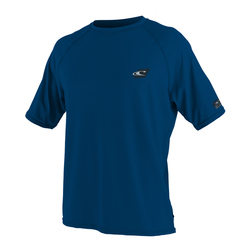 more on Oneill 24-7 Tech Mens S S Crew Rash Vest Deep Sea