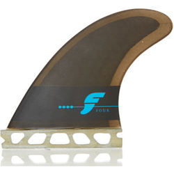 more on Futures F4 Honeycomb Smoke Tri Fin Fin Set