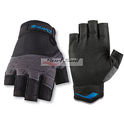 more on Da Kine Half Finger Sailing Gloves Black