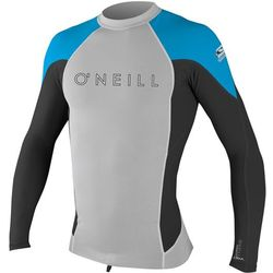more on Oneill Hyperfreak Neo Skins Mens 0.5mm LS Crew Lunar