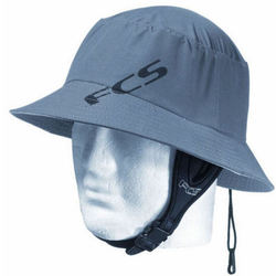 more on FCS Wet Bucket Surf Hat Gun Metal