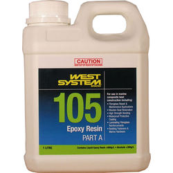 more on West System Epoxy Resin 1.2 Litre Pack