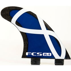 more on FCS Ultra-Light Thruster Fin Set (Medium)