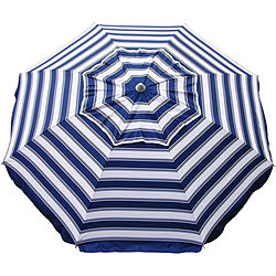 more on Surf Sail Australia Day Tripper Beach Umbrella Navy White