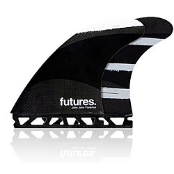more on Futures John John Techflex Large Tri Fin Set