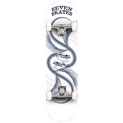 more on Seven Skates Complete Cold Blooded Skateboard