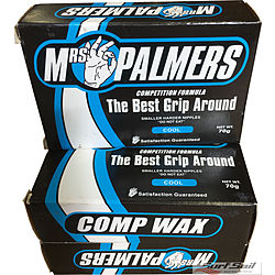 more on Mrs Palmers Comp Cool Surf Wax 3 Pack
