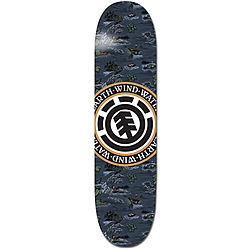 more on Element River Rats Seal Skateboard Deck