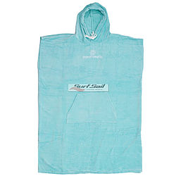 more on Ocean and Earth Ladies Hooded Poncho Ice Blue
