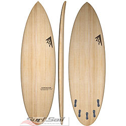more on Firewire Dominator Timber Tech 6 ft 6 inches Futures 5 Fin