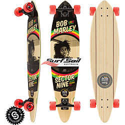 more on Sector9 Kingston Complete Marley Skateboard