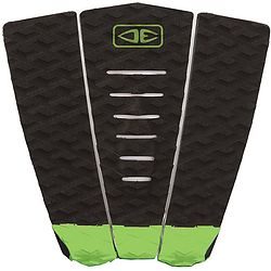 more on Ocean and Earth Simple Jack 3 Piece Shortboard Traction Lime